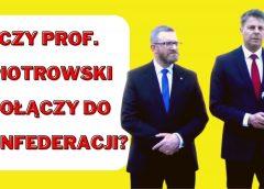 Czy Piotrowski dołączy do Konfederacji?